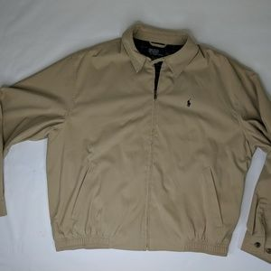Polo Ralph Lauren Harrington Jacket Zip